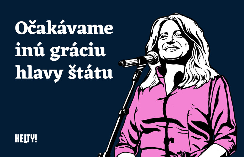 Iná grácia (Hej, ty! – Györe) 14. júna