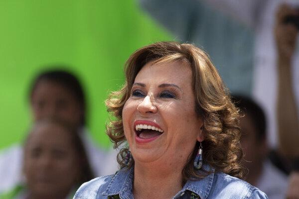 Sandra Torresová.