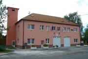 Obecný úrad v Pôtri.