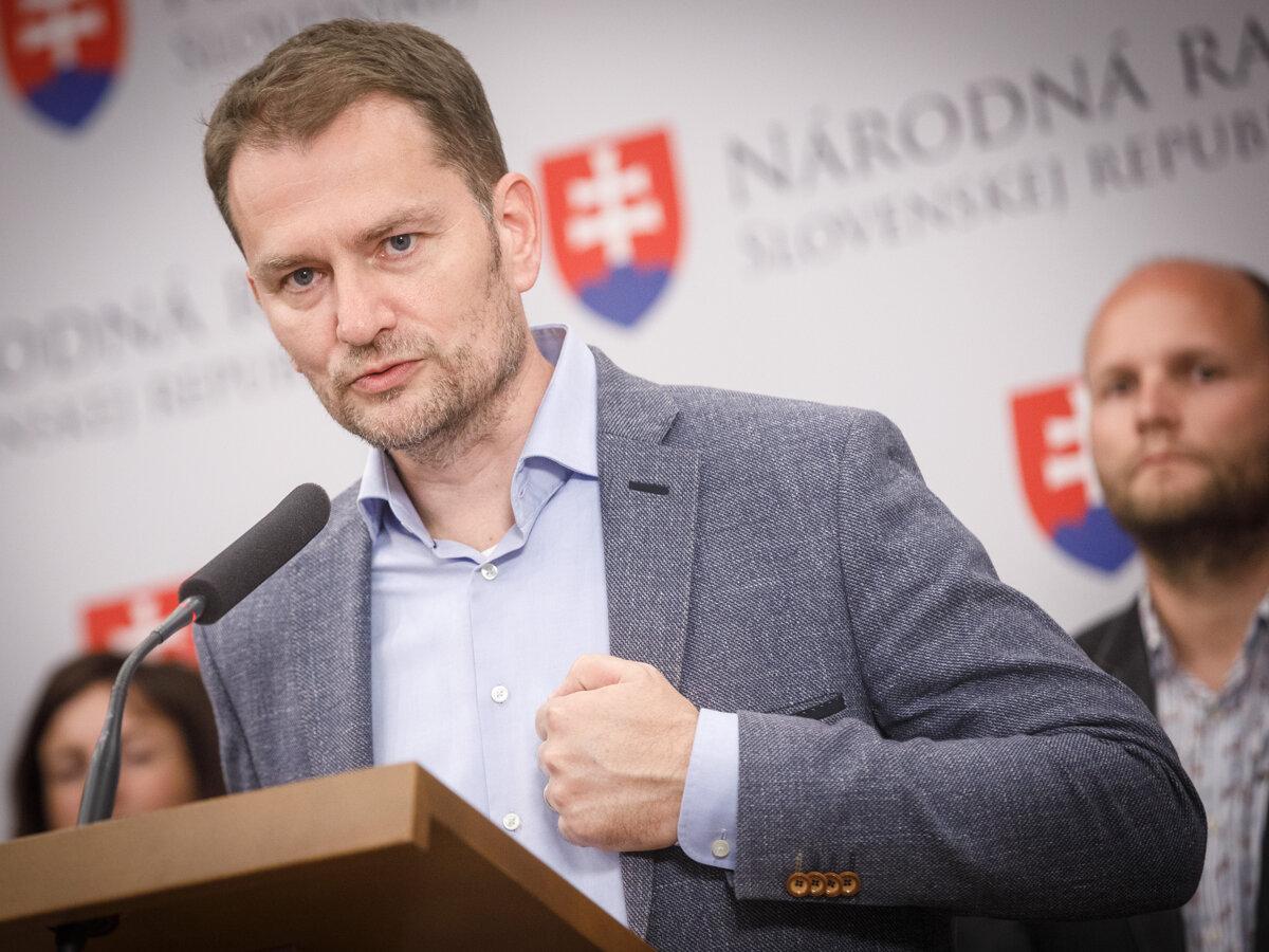 Prípad Mizíka podľa OĽaNO dokazuje, že je možné šíriť zvrátenú ideológiu - SME