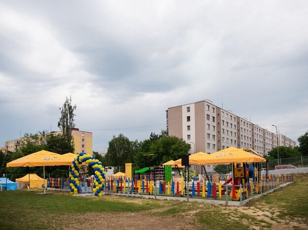 Nové Žihadielko vyrástlo v Bánovciach nad Bebravou.