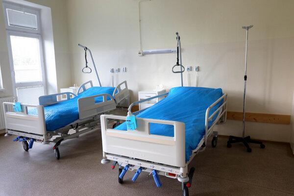 Pacienti budú mať v nemocnici väčší komfort.