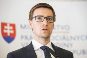 Generálny riaditeľ Ústredia práce, sociálnych vecí a rodiny Marián Valentovič.