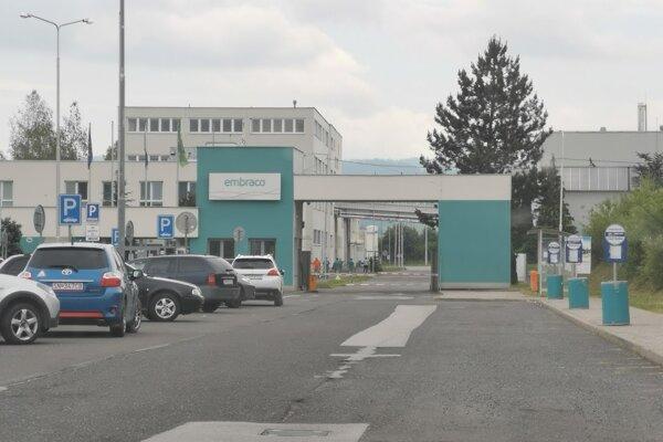 Embraco je najväčším zamestnávateľom na Spiši.