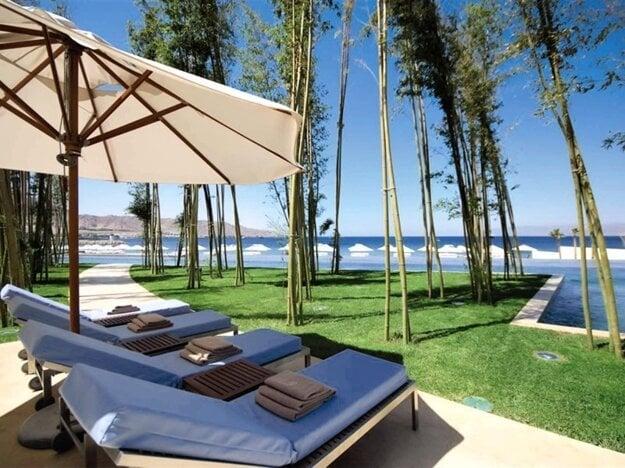 Aqaba vás privíta luxusom v 5* hoteloch.