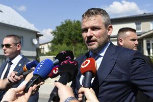 Premiér v Stropkove.