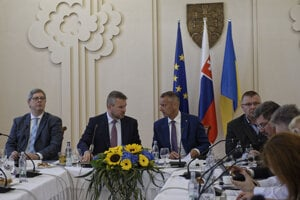 Vláda zasadala v stredu v Michalovciach.