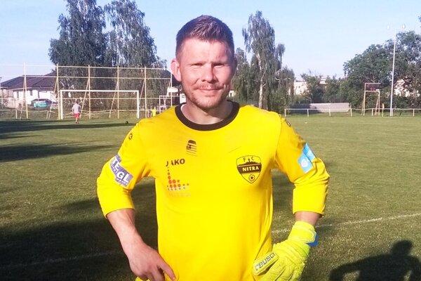 Bývalá dlhoročná opora ViOnu si dnes obliekla dres FC Nitra.