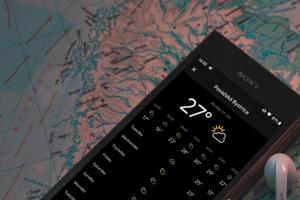 Aplikácia SME.sk pre Android telefóny má aj nočný režim a podrobné lokalizované počasie.