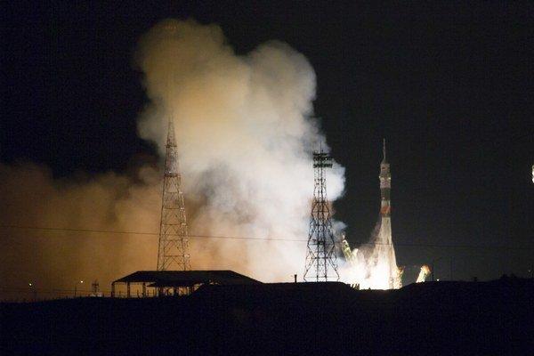 Nedávno na ISS mierila nová posádka.