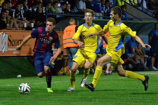 Prvýkrát sa Barcelona v Michalovciach predstavila pred piatimi rokmi, teraz na Zemplín zavíta opäť.