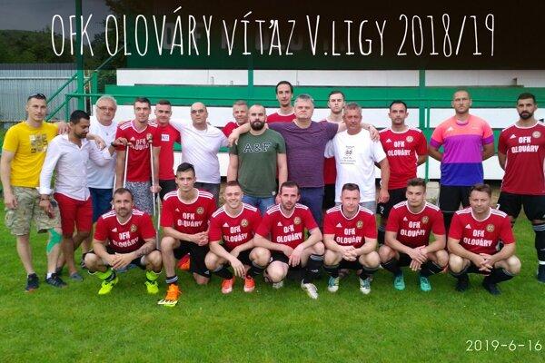 OFK Olováry.