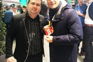 S Javierom Zanettim.