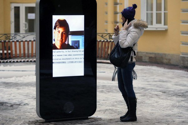 iPhone a Steve Jobs.