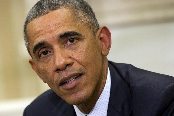 Americký prezident Barack Obama.