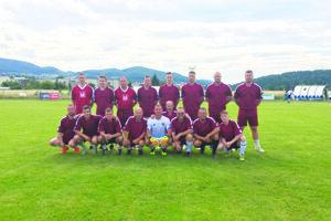 Futbalisti Kriváňa