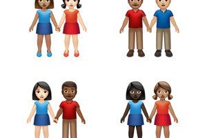 Nové emotikony majú podporovať inklúziu a rôznorodosť aj v ľudských vzťahoch.