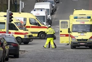 Útoky v Bruseli.