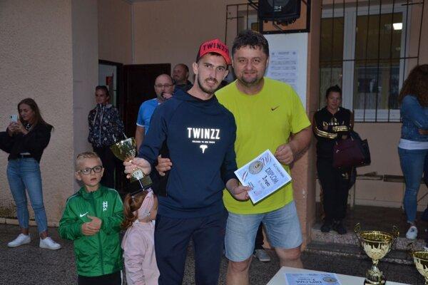 Plevníčania získali pohár za tretie miesto.