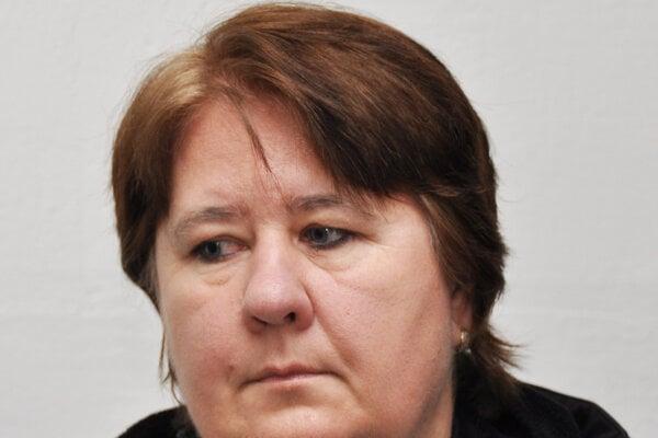 Viera Petrášová.