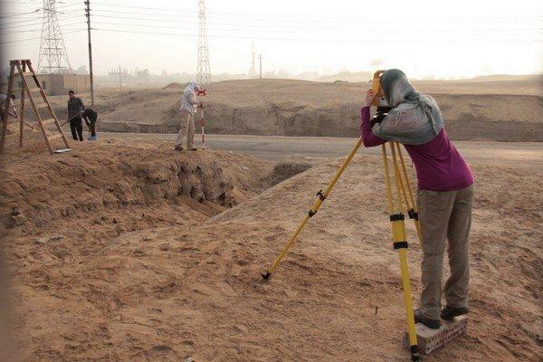 Slovenskí vedci skúmajú staroveký Egypt na Tell elRetábí.