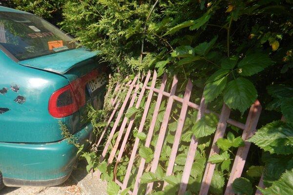Vodič nabúral do oplotenia domu v Detvianskej Hute.