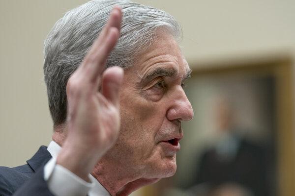 Robert Mueller v Kongrese.