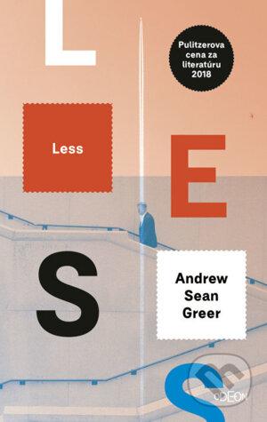 Publikácia Less/Andrew Sean Geer