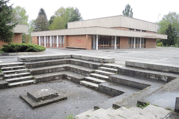 Detské mestečko v Zlatovciach.