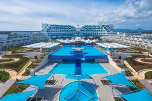 Limak Cyprus De Luxe Hotel & Resort 5*, Severný Cyprus