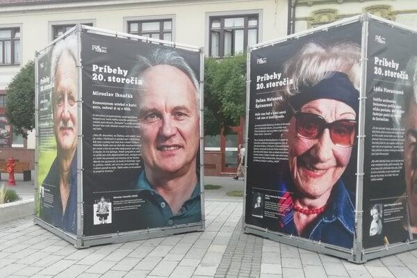 Výstava Príbehy 20. storočia bude v Trnave do 2. septembra.