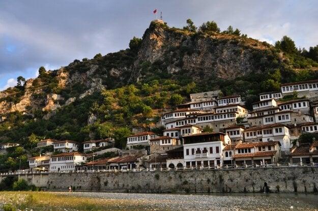 Mesto tisícich okien - Berat