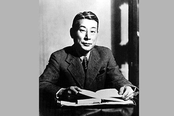 Čiune Sugihara.