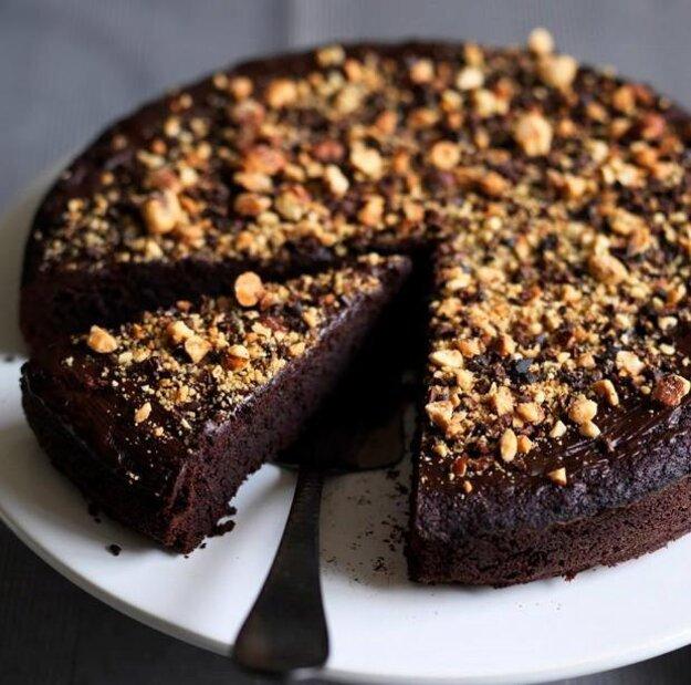 Cuketová torta