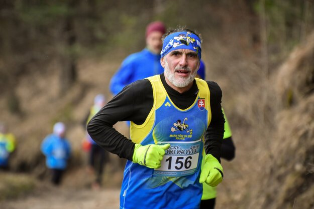 Pavol Uhlárik je sám aktívnym bežcom.