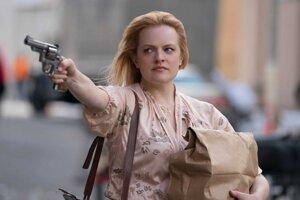 Elisabeth Mossová vo filme Kráľovné zločinu.