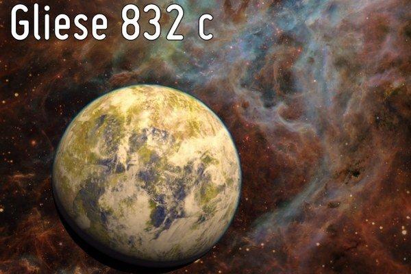 Umelecké vyobrazenie planéty.