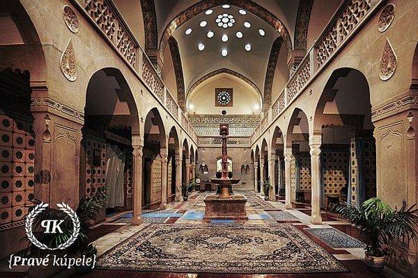 S polovičkou za polovičku zažijete pravé kúpeľné znovuzrodenie v nedávno zrekonštruovanom kúpeľnom hoteli Krym.