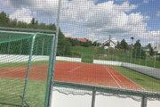 Nové ihrisko v Sihelnom.