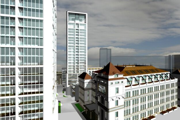 Stovky nových bytov pri Trnavskom mýte? Starosta Ružinova sa hnevá