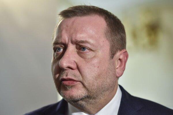 Prezident Združenia bezpečnostného a obranného priemyslu SR Tibor Straka.