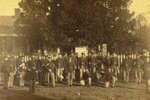 Dobová fotografia 58. regimentu, v ktorom pôsobil aj Gallik.