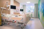 Nové izby hotelového typu v levickej nemocnici.