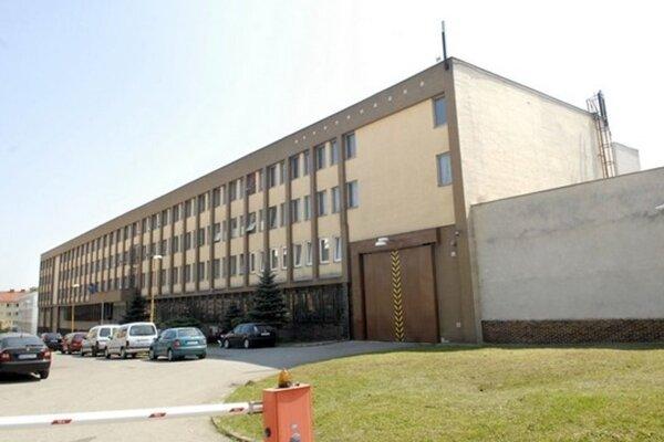 Prípad sa stal v košickej väznici na Floriánskej ulici.