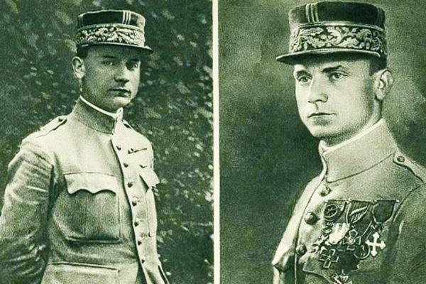 V júni 1918 predseda francúzskej vlády Georges Clemenceau vymenoval Štefánika za brigádneho generála ztitulu poslania včesko-slovenskej armáde.