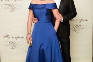Vlado Kobielsky s manželkou Alenou