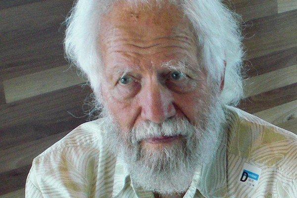 Alexander Shulgin (1925 - 2014).
