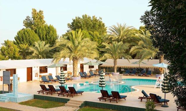 Smartline Beach Resort 4*, SAE