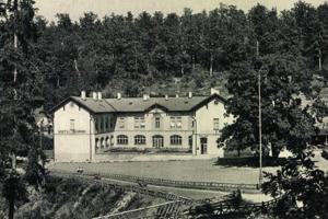 Hotel Bankov.