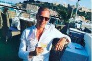 Na klientov robil Dávid Gedeon dojem aj fotkami na instagrame.